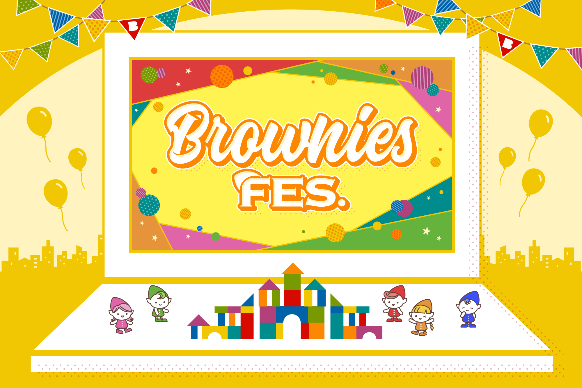 Brownies FES.